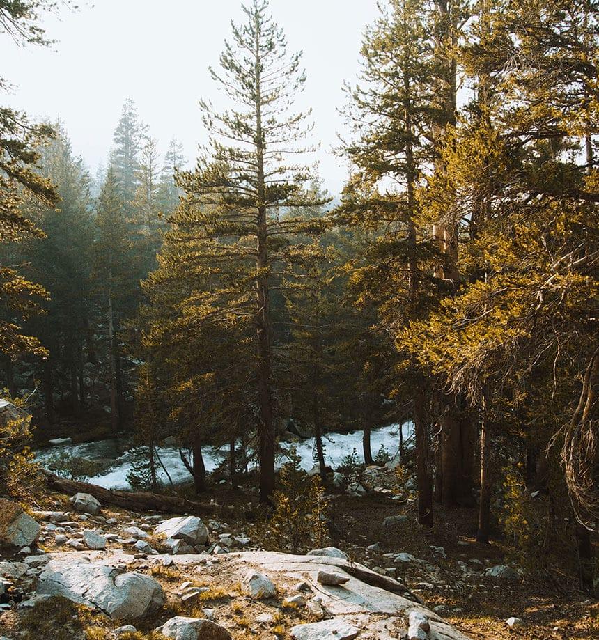 glenbrook trails environment